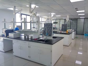 KungFu Steroid Pharmaceutical Co.,Ltd factory production line