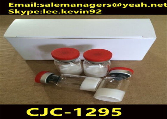 China Legal CJC-1295 Without DAC CAS 863288-34-0 5mg * 10vials For Hair Regrowth supplier