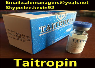 China Legal Fat Loss Powders / Taitropin HGH Human Growth Hormone 100iu/Kit supplier