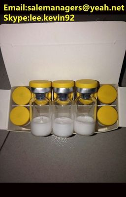 China Pharm Grade Human Growth Peptides BPC 157 CAS 137525-51-0 Injections Weight Loss supplier