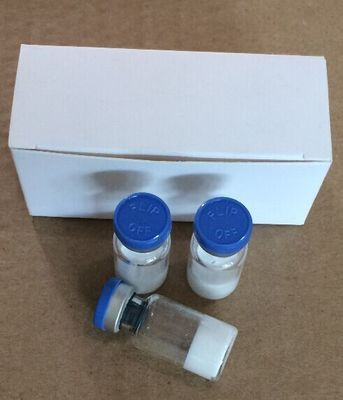 China Mass Building Supplements , Peptide CJC 1295 With DAC 2mg CAS863288-34-0 supplier