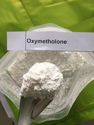 China Cas CAS 434-07-1 Injectable Anabolic Steroids Muscle Gain Powder Anadrol Oxymetholone 50mg supplier