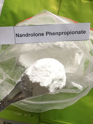 China High Purity Injectable Anabolic Steroids Nandrolone Phenylpropionate NPP CAS62-90-8 supplier