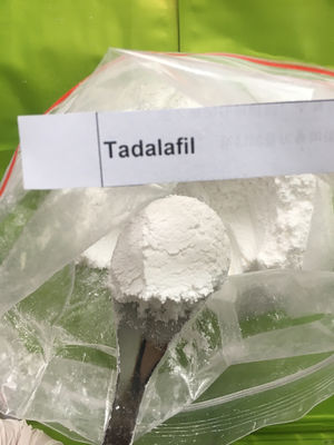 China Professional Sex Steroid Hormones Tadalafil Cialis CAS 171596-29-5 White Powder supplier