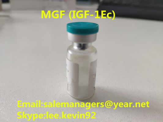China Pharmaceutical Grade Human Growth Peptides Purity 99%  MGF / IGF-1Ec CAS 62031-54-3 supplier