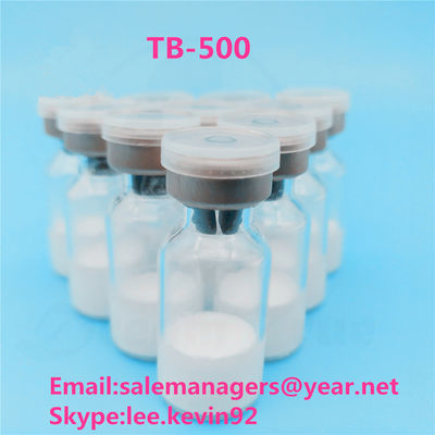 China TB-500 Thymosin Beta 4 Human Growth Peptides For Weight Loss Pharmaceutical Grade supplier