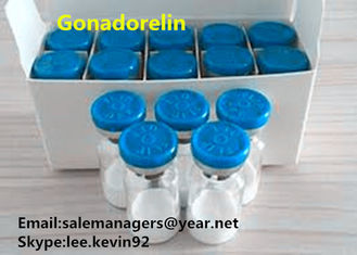 China Gonadorelin Acetate Human Growth Hormone Peptides / GNRH Gonadotropin Releasing Hormone supplier