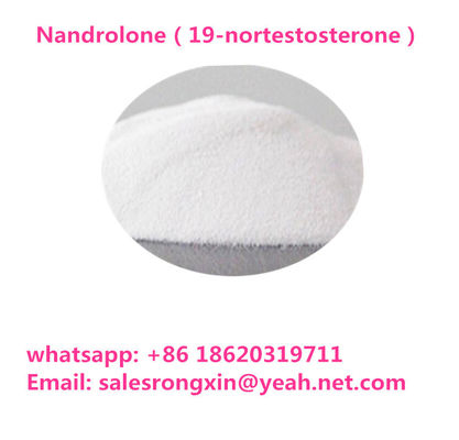 China White Crystalline Nandrolone Phenpropionate Cas 62-90-8 Pharmaceutical Grade supplier