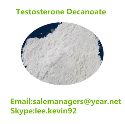 China Cas 5721-91-5 Raw Testosterone Powder / Testosterone Decanoate Powder For Weight Lose supplier