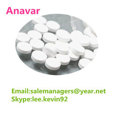 China 434-07-1 Oxymetholone Anadrol For Muscle Gain Anadrol Pills 50mg supplier