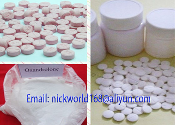 Pharmaceutical Material Anti Estrogen Drugs Drostanolone Enanthate CAS 472-61-145