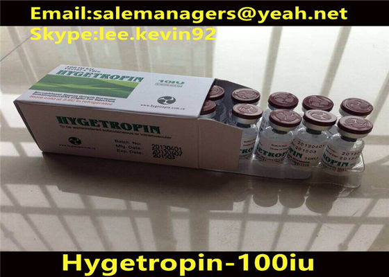 China Injectable Hygetropin Hgh Weight Loss Hormones Cas 96827-07-5 For Fat Mobilization distributor