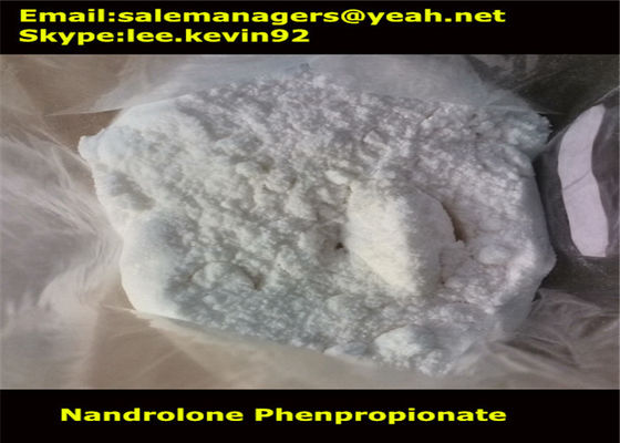 China Nandrolone Phenpropionate cas62-90-8 White crystalline powder safe steroids for bodybuilding factory