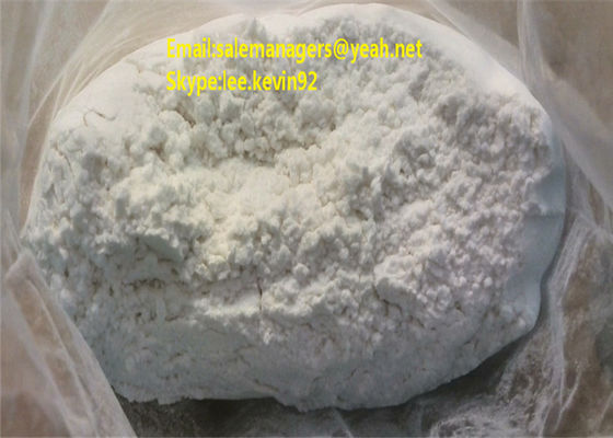 China CAS 2446-23-3 Muscle Growth Steroids 4 Chlorodehydromethyltestosterone / Turinabol factory