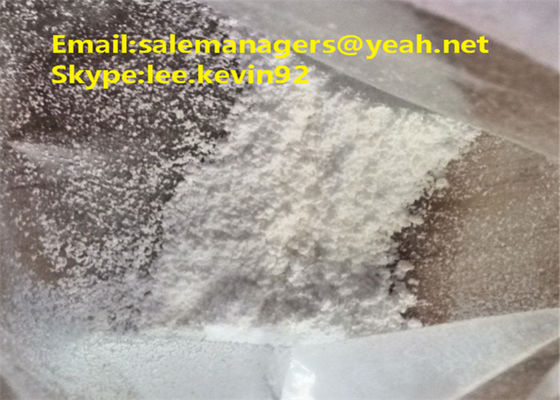 Natural Weight Loss Powder Sibutramine Hydrochloride CAS 84485-00-7 For Antidepressant