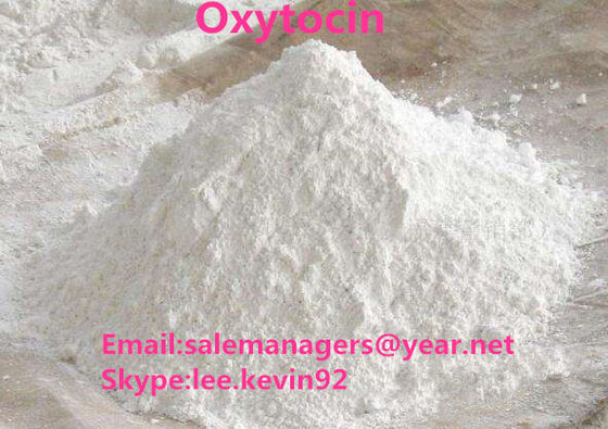 China Oxytocin Acetate Injectable Anabolic Steroids White 50-56-6 Pharmaceutical Grade distributor