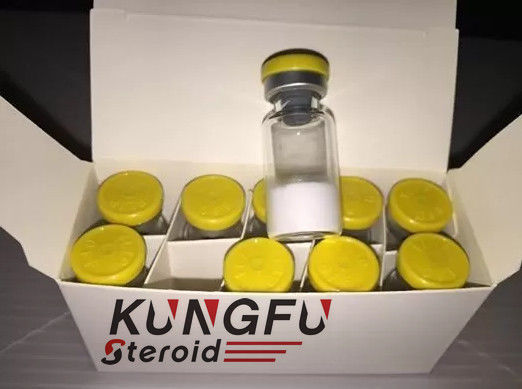 ISO GMP 99% purity Melanotan 2 Peptide Healthy For Body Building MT II Cas 121062-08-6