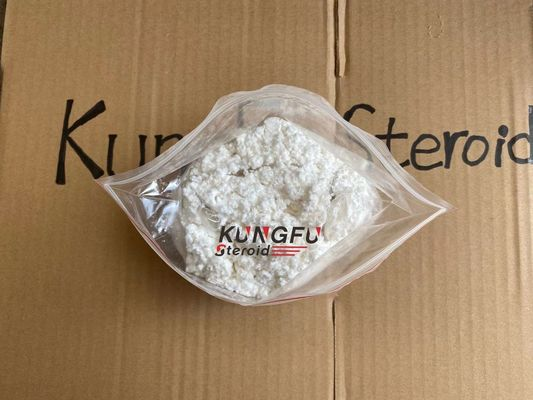 Healthy Raw Steroid Powders CAS434-07-1 Oxymetholone Anadrol For Muscle Gain