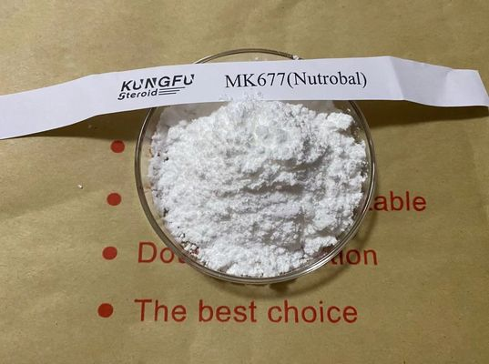 Nutrobal 159752-10-0 99% Pure Research Chemicals Ibutamoren Mesylate Mk 677