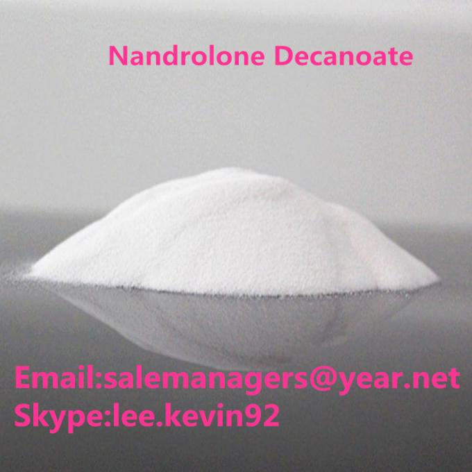 Purity 99% Anabolic Steroid Nandrolone Decanoate Bodybuilding , Deca Durabolin Steroid CAS 360-70-3